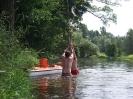 Spływ kajakowy LSO 2012